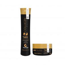 Набор домашнего ухода Collagen Caviar - 2х300 мл.