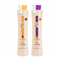 Линия «Plast Hair Bixyplastia Passion Fruit» набор 2х1000 мл.